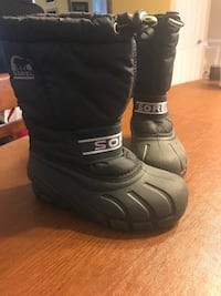 Sorel Boots, youth 13.