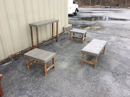 Country Tables /Distressed