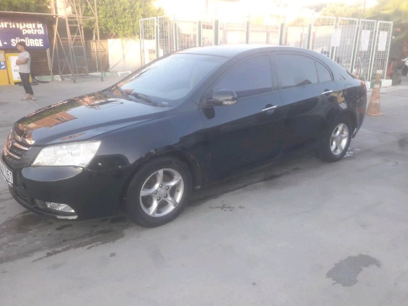 2010 Geely EC7 EMGRAND 3