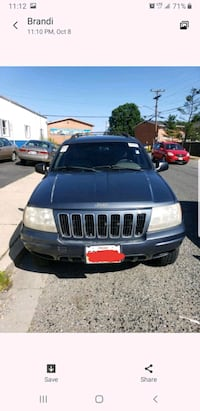 2001 Jeep Grand Cherokee Marlow Heights