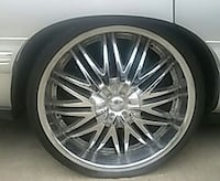 "22"" rims for 600.00 make me a offer Capitol Heights, 20743"