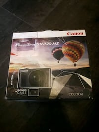 Canon PowerShot SX730 HS with case Abbotsford, V2T 3Y2