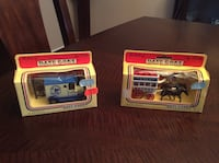two Hot Wheels die-cast models Courtice