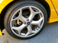 4 Rims with tires  Ashburn, 20147