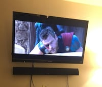 "46"" Sony Bravia TV San Jose"