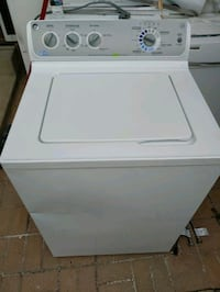 white top load GE clothes washer Aurora, 80013