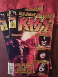 Kiss Comic Books Knoxville