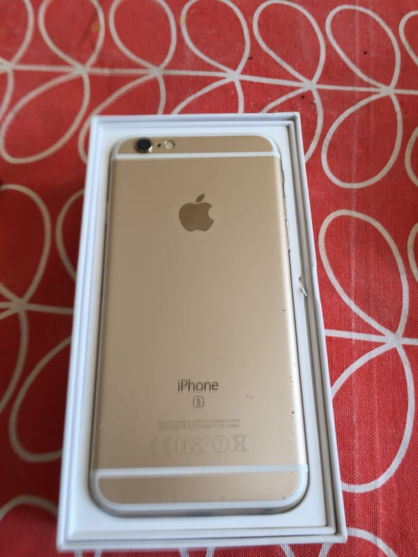 IPHONE 6S [16GB] 21374f7d-933e-47bd-b37a-d4c048958e99