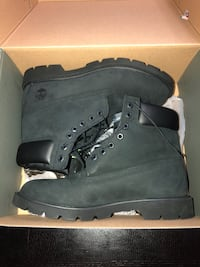 Black Timberlands Size 10 Never Worn Toronto, M3C 1R4
