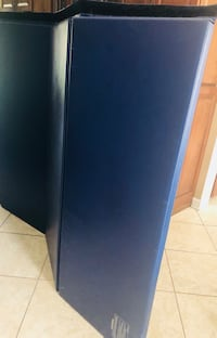 black single-door refrigerator Gaithersburg, 20878