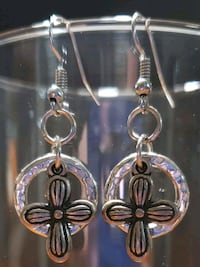 'Country Blessing' earrings Midwest City