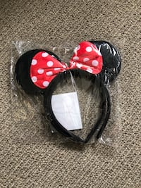 2 pack NEW Minnie Mouse ears Haverhill, 01832