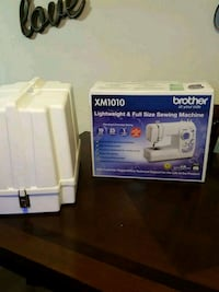 Brother Lightweight & Full Size Sewing Machine Unopened