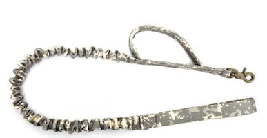 Army style leashes and collars