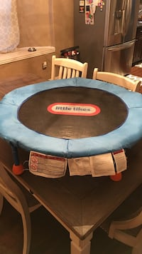 Little Tikes trampoline (used) Plano, 75093