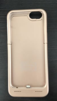 iPhone 6/6s rose gold charging case Johnstown, 43031