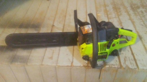 16 inch Poulan chainsaw