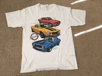 Vintage Muscle Car Shirt Manassas, 20109