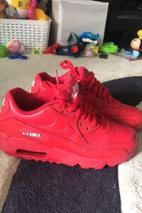 Nike AirMax (Red)