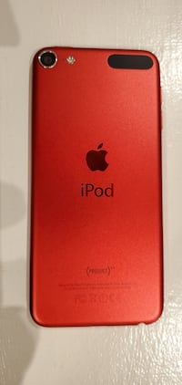 iPod Touch Gen 6 32GB Product Red Vaughan, L4K 0H4