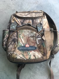 brown and black camouflage backpack Fresno, 93722