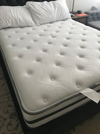 Quality/ New Queen Mattress and Box Arlington
