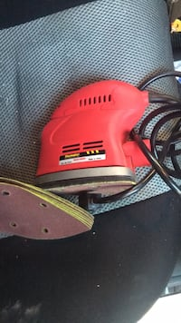 palm sander. with  pads New York, 10025