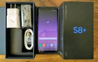 Galaxy S8 Plus 64GB UNLOCKED (Like-New) Gray  Arlington