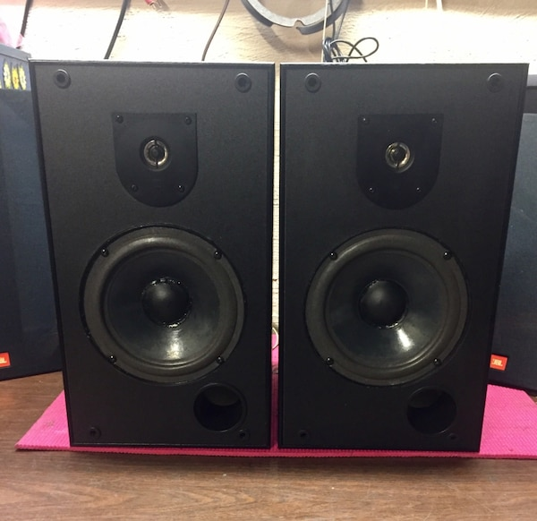 JBL MR26 Bookshelf Speakers