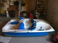 Paddle Boat for Sale Houghton Lake call Laura  [PHONE NUMBER HIDDEN]  Prudenville, 48651
