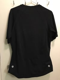 Men's Lululemon black tee shirt size medium  Toronto, M2M 2A3