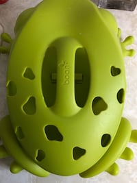 Froggy bath toy holder Wilmot, N3A 2B1