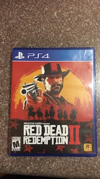 Red Dead Redemption 2 PS4 Corona, 92880