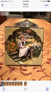 Anne of green gables plate  Mississauga, L5K 1T9