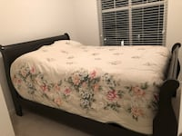 Twin bed with Mattress
