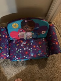 Doc mcstuffins marshmallow couch Bakersfield, 93308