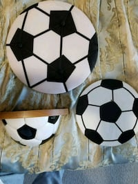 Soccer stuff for walls for kids rooms Virginia Beach, 23454