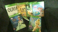 6 LeapFrog Books and Pen $15 Richmond, 23228