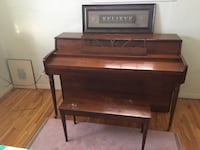 Koehler & Campbell piano must sell Edmonton, T5N 1W1