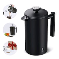Soulhand French Press Coffee Maker W Thermometer Sterling Heights, 48310