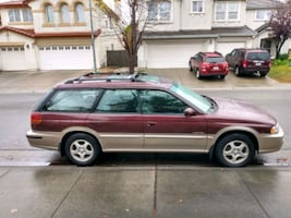 1999 Subaru Legacy OUTBACK LIMITED 30TH ANNIV 4AT