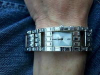 silver and black analog watch Calgary, T2G 0E5