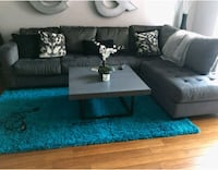 Sectional is  in GREAT condition only 4 months old Sunrise, 33323