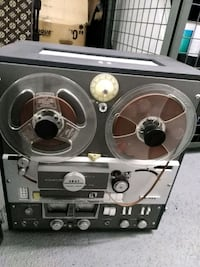 Vintage reel to reel excellent condition works gre