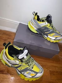Balenciaga Track.2 Trainers (EUR men's size 38) New York, 11212