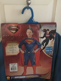 NEW with tags- Superman Boy's costume Calgary, T2Y 3V4