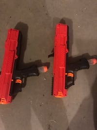 Two Nerf Rival guns Calgary, T2Y 3A5