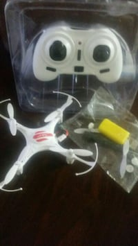 white and red JRC quadcopter drone set Chatsworth, 91311