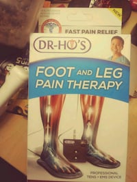 Dr. Ho's Foot and Leg Pain Therapy %100 BNIB Vancouver, V6A 1H4
