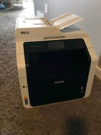 Colour printer photocopy scanner and fat Edmonton, T5H 1L5